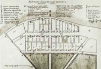 Кто автор проекта планировки района Адмиралтейства конца 1730-х годов?
