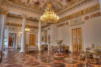 Какого дворца интерьер?