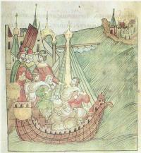 Откуда эта миниатюра 16 века?