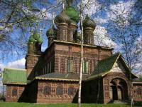 Кто расписывал церковь Иоанна Предтечи в Толчкове?