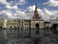 Кто архитектор Казанского вокзала в Москве?