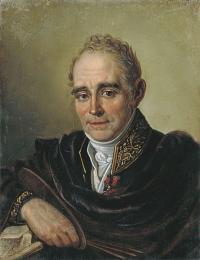 Чей портрет кисти И.В. Бугаевского-Благодарного?
