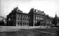 Кто архитектор старого здания Московской городской думы в Москве?