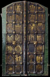 Южные врата (1222–1233), Богородице-Рождественского собора г. Суздаля