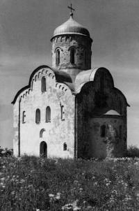 Как называется это произведение новгородского зодчества 14 века?